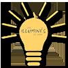 Les illuminés de Lyon Logo